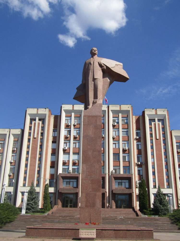 Transnistria, Moldova – The Country that Doesn't Exist