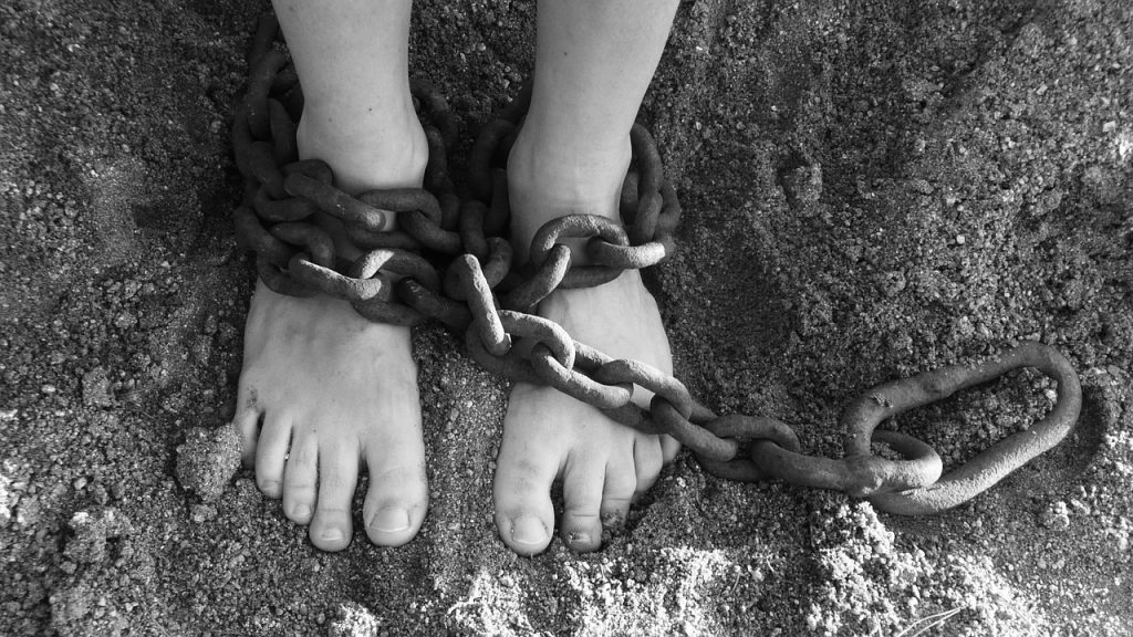 facts about child trafficking