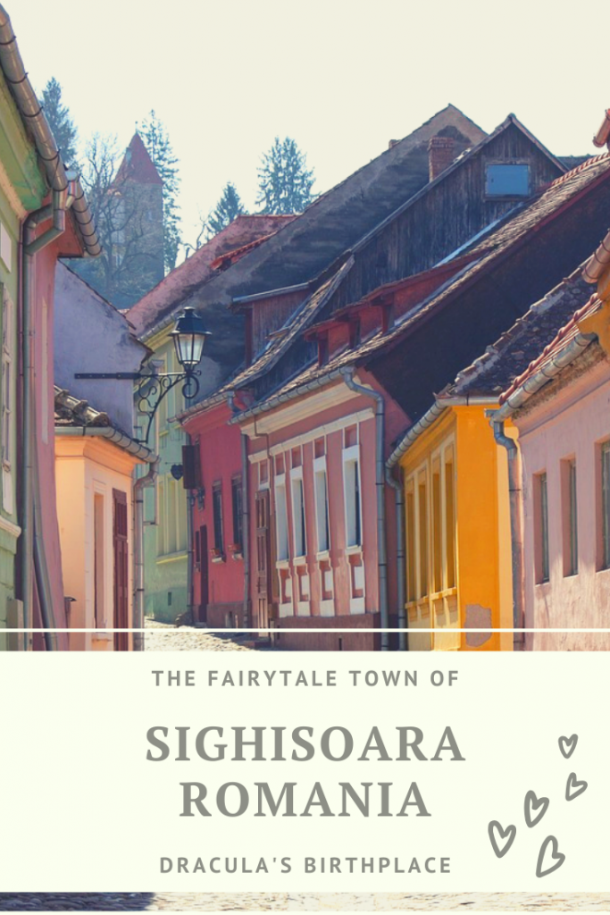 Exploring Sighisoara Romania - The Fairytale Birthplace of Dracula - Dating back to the late 12th century, Sighisoara was build by the Saxons and as of 1999 the entire historical centre is listed as a UNESCO World Heritage Site. Frequently named as one of the most well-preserved medieval citadels in all of Europe, visiting Sighisoara feels like stepping back in time. #romania #sighisoara #balkans #transylvania #europetravel