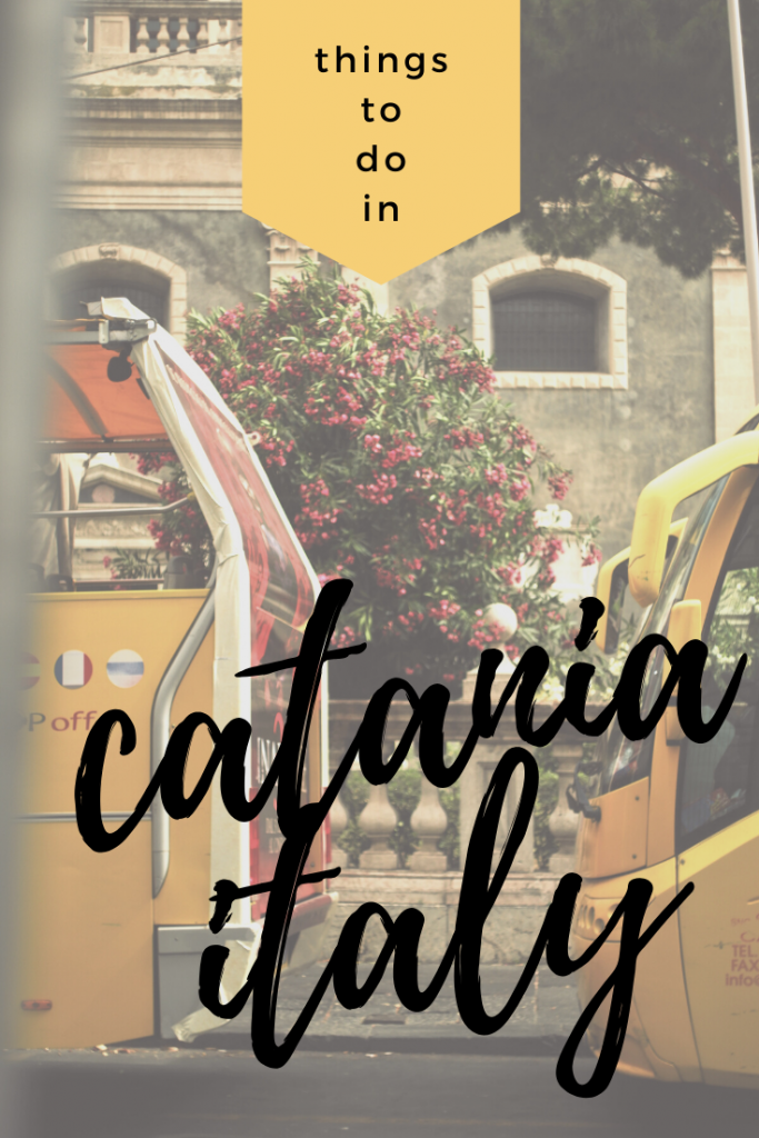 17 Awesome Things to Do in Catania Italy - For this post, I decided to put together a list of the best things to do in Catania so that you can truly experience the best that Catania has to offer (just make sure that you stop off for a slice of cake or a refreshing glass of Aperol Spritz every hour or so to experience the true Sicilian dolce vita). #sicily #italy #catania