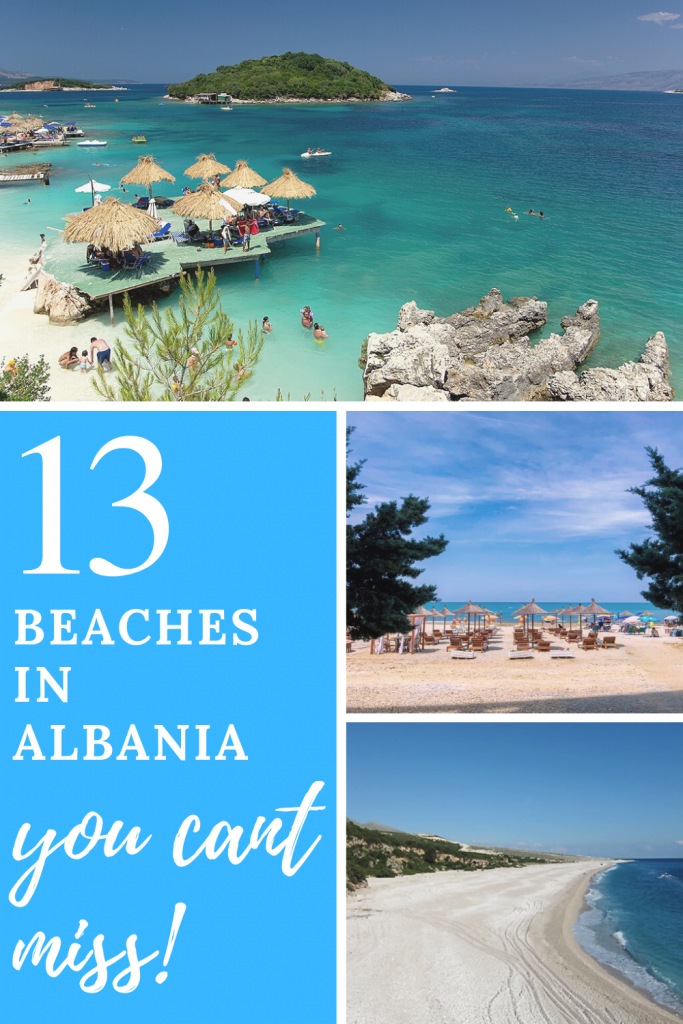 The Best Beaches in Albania - Planning Your Trip to the Albanian Riviera. The Albanian coast is home to an abundance of white sand beaches, crystal clear waters, delicious seafood and cheap wine and is quickly becoming known as Europe's best kept secret #albania #albaniabeaches #albanianriviera #balkans