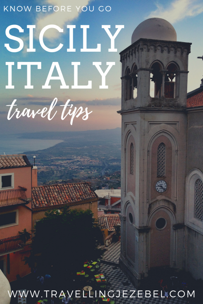 Sicilian Travel - Everything You Need to Know. In this guide you will find all of my tips and tricks for travel in Sicily! #sicily #italy #palermo #catania #sicilytravel #sicilyitaly