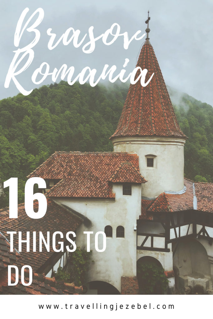 Things to do in Brasov Romania - Do you like coffee shops and strolling around cobbled streets? Perhaps you're a history buff and are more suited to fortifications and historical buildings that have a story to tell. Maybe you're more of an adventure traveller, basing your travels on where you can hike, or perhaps you're visiting Transylvania for a spot of vampire tourism? #brasov #romania #easterneurope
