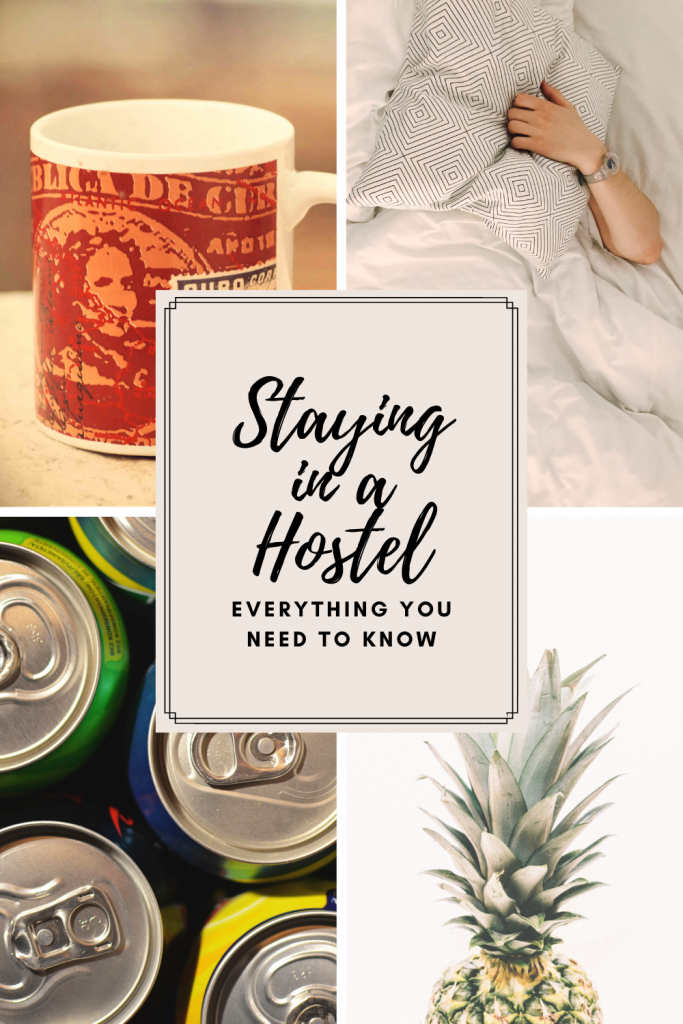 Staying in a Hostel: What to Expect. In this post, I will cover everything that you need to know about staying in a hostel, from the advantages of staying at a hostel, hostel etiquette, how to find a good hostel and what to expect when staying in a hostel for the first time! #backpacking #hostels