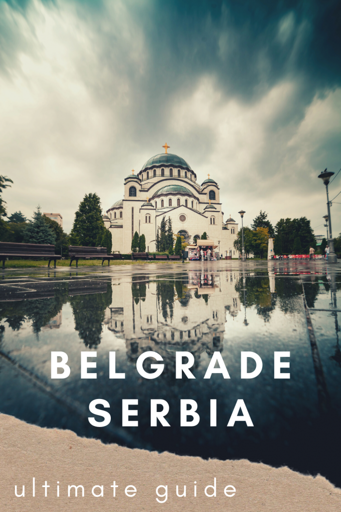 20 + things you need to know before visiting Belgrade, Serbia! This post will give you all the practical tips that you should know before visiting Belgrade, as well as the best things to do in Belgrade, best Belgrade foods and best party spots! #belgrade #serbia #balkans