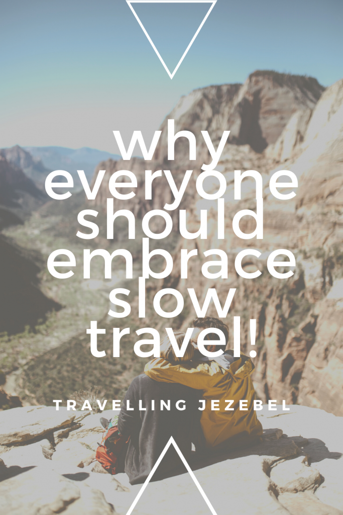 What is Slow Tourism? The Many Benefits of Slow Travel - In this post I explain what exactly people mean when they talk about slow travel, as well as looking at the benefits that slow tourism provides for the destination, the environment, and YOU, the traveller. #slowtravel #slowtourism #travelslowly #sustainabletravel