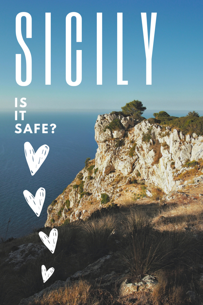 Is Sicily Safe? The Truth About Safety in Sicily. In this post, I look at all elements of safety in Sicily, including petty crime, scams, solo female travel in Sicily, the Mafia and driving in Sicily! #sicily #sicilyitaly