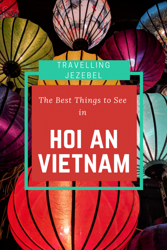 The Best Things To See in Hoi An, Vietnam. Although there isn't an abundance of activities, there are definitely lots of interesting things to see in Hoi An, and so I thought I'd round up the things you can't miss if you pay a visit to this beautiful riverside city.