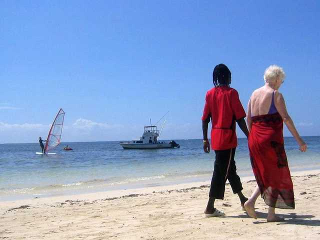 female sex tourism the gambia