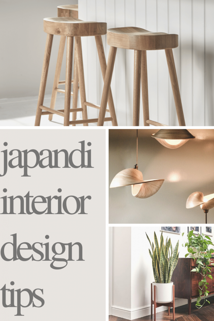 Japandi Interior Design – 6 Ways to Incorporate Japandi Design into Your Home - Japandi interior design is the fusion of Scandinavian functionality with rustic Japanese minimalism, creating a feeling of harmony, nature and simplicity. With clean lines, bright spaces and light colours, Japandi interior design creates a feeling of being in a calm and tranquil sanctuary, and it is rising in popularity as people are turning more towards sustainability and minimalism in their homes. #japandi #scandi #hygge #interiordesign #homeinspo