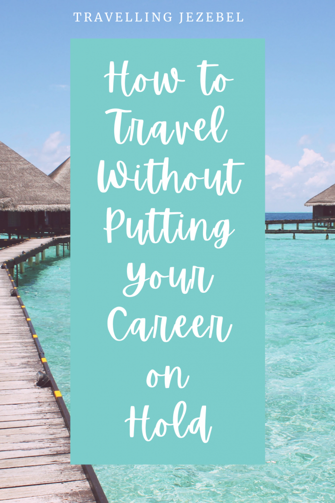How to Travel Without Putting Your Career on Hold - It all seems so easy doesn't it? Just pick a place, save up some money and go. But in some cases, stalled career progression or drained savings can lead to regrets. Big ones. Luckily, there are ways of keeping your career going while you travel so that you can reap the benefits of both. However, if you want to get things right, you'll need to plan ahead - after all, diving head first into a fantasy is a recipe for disaster. So, with that said, here are a few ways of balancing international travel with career progress, all while earning a bit of extra cash in the meantime. #remotework #locationindependence #traveljobs