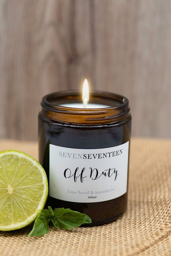 summer scented candle, summer scents
