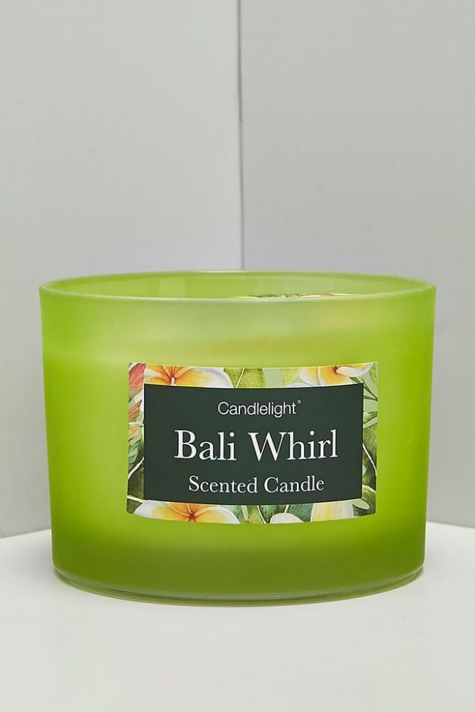 summer candles, bali scented candle