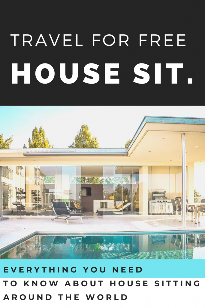 How to become a house sitter and travel for free - Perhaps one of travel's best kept secrets, house sitting has grown in popularity over recent years, and now that the world is beginning to open up again and more people than ever are working remotely, long-term house sitting could be the answer. #housesitting #travelforfree #volunteer #remotework #digitalnomad #shareconomy