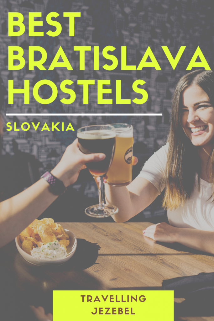 Bratislava is still off-the-beaten-track when it comes to mass tourism & hostels in Bratislava haven't all caught up to the standards that most travellers have come to expect! I decided to put together a list of the best hostels in Bratislavato ensure that your trip isn't ruined by a less-than-ideal accommodation choice. Whether you want a crazy party hostel, a capsule hostel with hotel quality or a family-style place, you're sure to find something #bratislava #slovakia #bratislavahostels