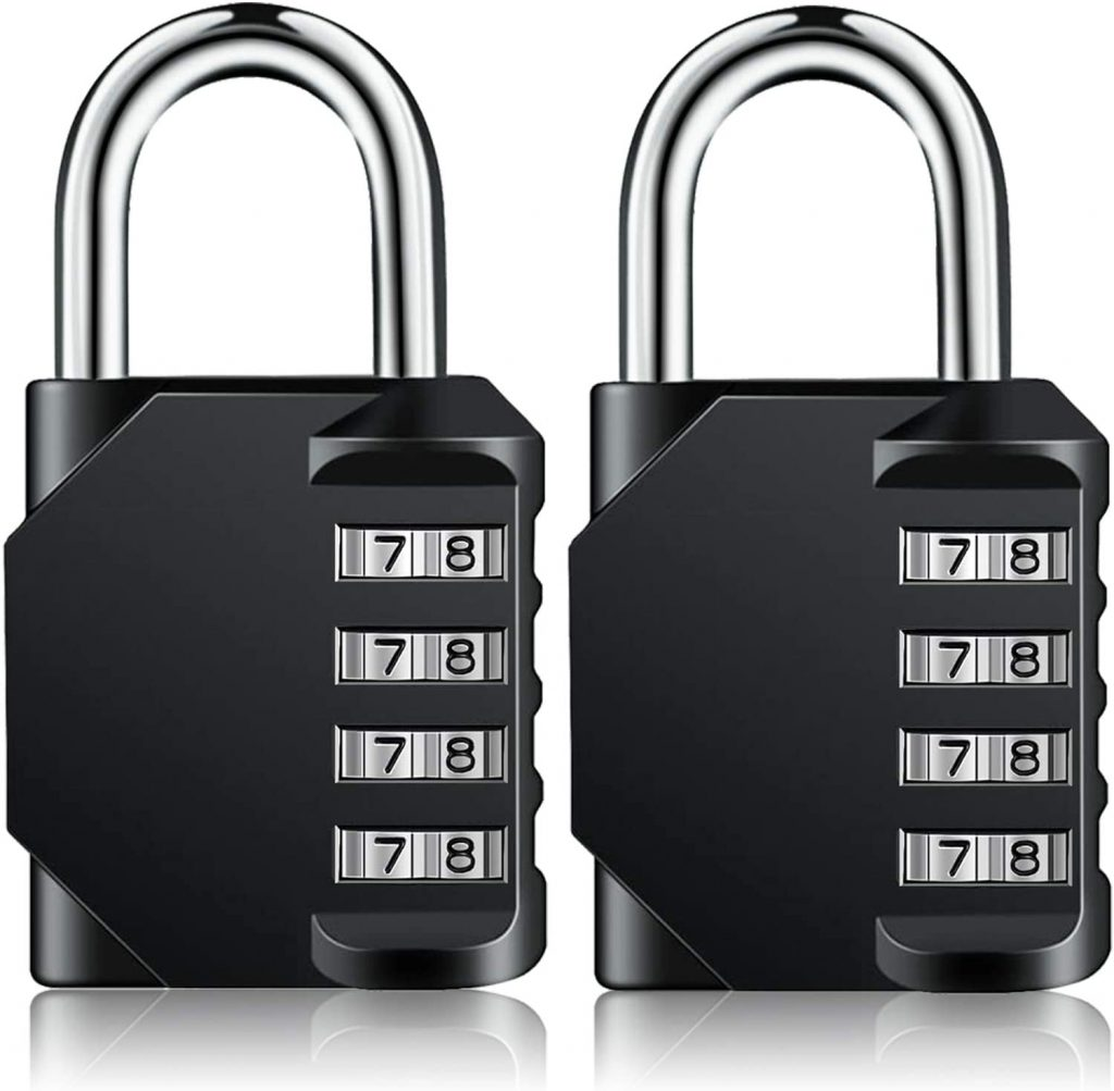 travel gifts, combination lock
