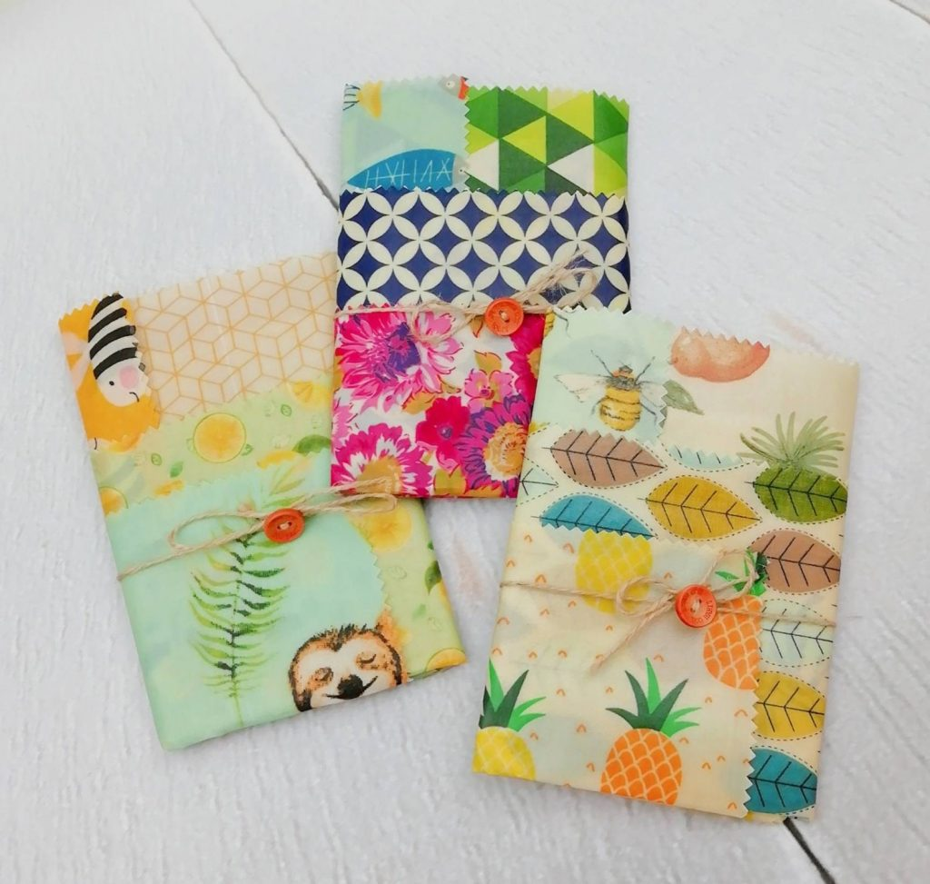 beeswax food wraps etsy