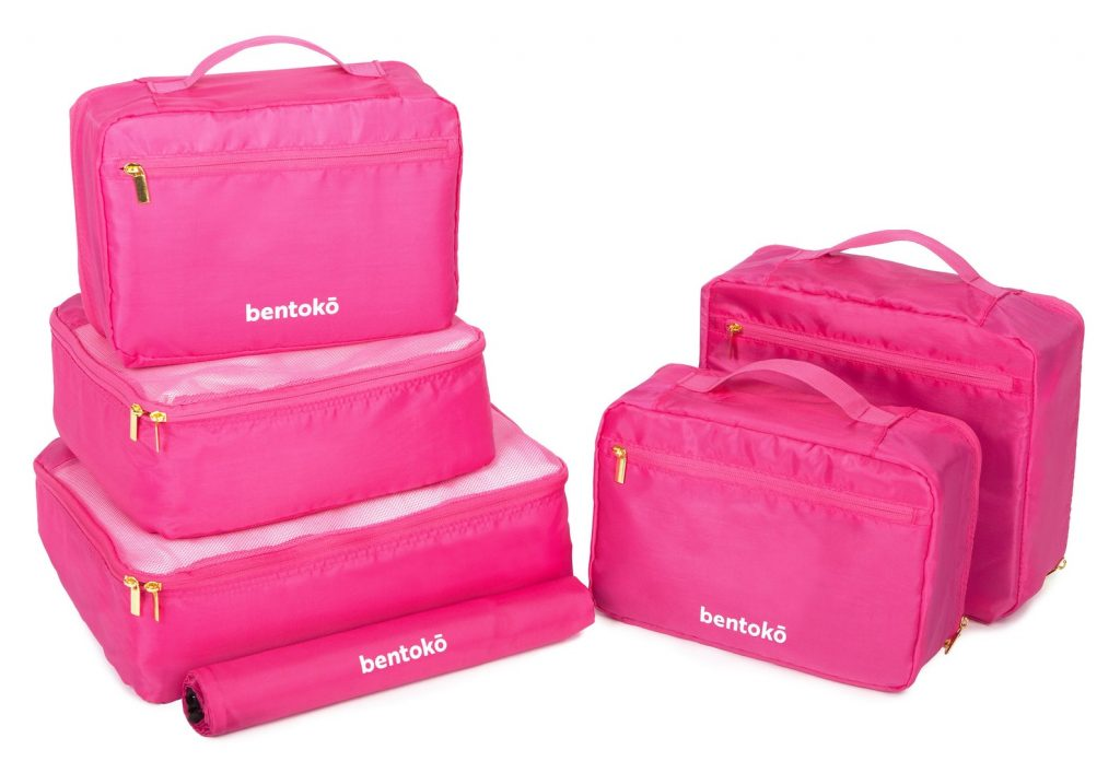 buy packing cubes
